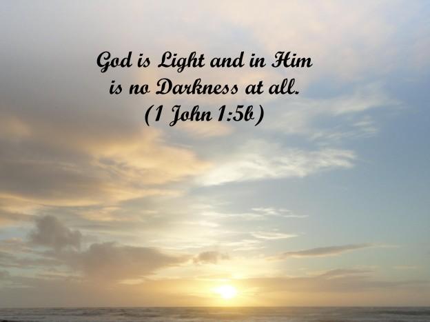 God is light1